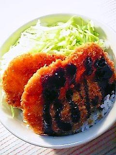 薄豚かつ(豚かつ)1-1