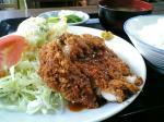 山田ホームレストラン本日の定食C ヒレカツ09
