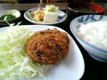 山田ホームレストラン コロッケ定食07