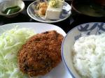 山田ホームレストラン コロッケ定食08