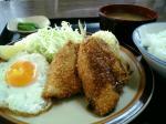 山田ホームレストラン Bアジフライ定食07