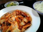 山田ホームレストラン 豚キムチ06