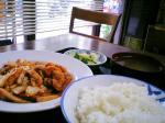 山田ホームレストラン 豚キムチ07