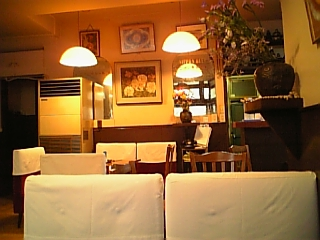 梅香亭のハヤシライス1-3
