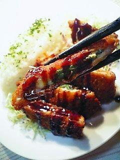 紫蘇チーズかつ定食1-2