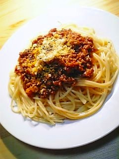 スパゲティ・ボロネーゼ03