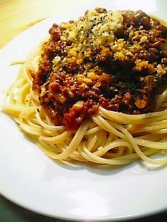 スパゲティ・ボロネーゼ04
