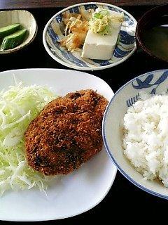 山田ホームレストラン コロッケ定食03