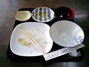 山田ホームレストラン コロッケ定食04