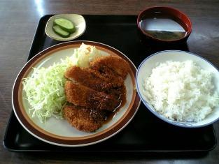 山田ホームレストラン トンカツ定食03