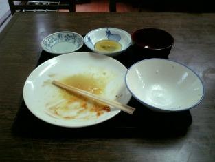 山田ホームレストラン Bオムレツ05