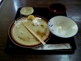 山田ホームレストラン Bアジフライ定食04