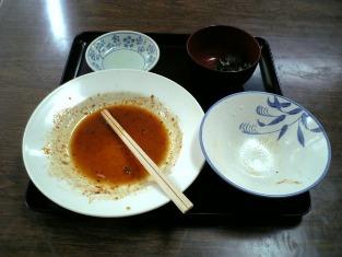 山田ホームレストラン 豚キムチ04