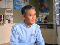 三浦孝司先生
