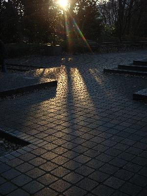 光と影は好きなテーマのひとつです。