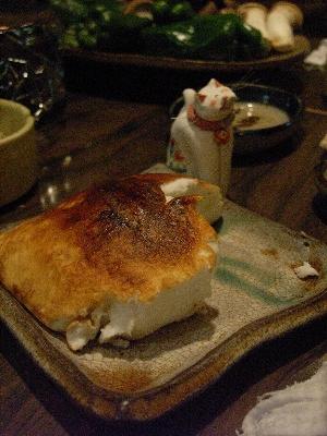 写真撮る前に食べちゃった。食ブログとしては失格.