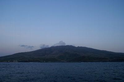 三宅島全貌
