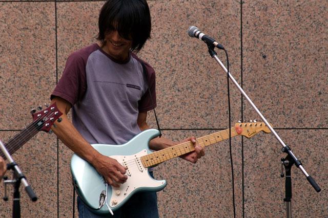BLACK GOATギター