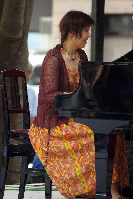 若林みわBandピアノ