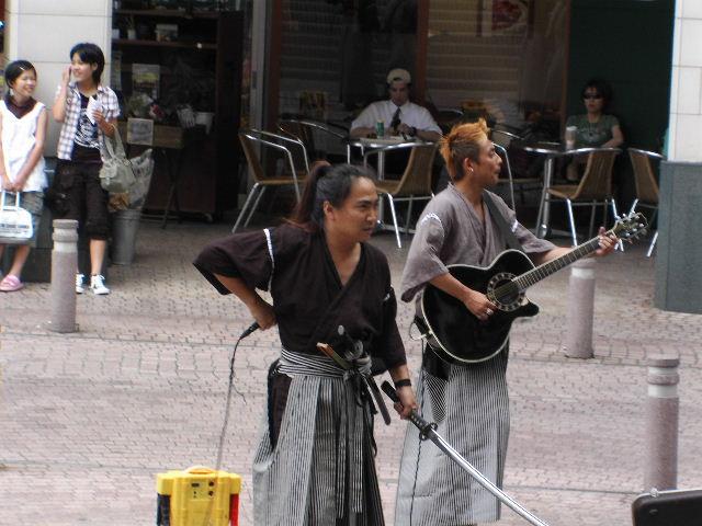 和装侍系音楽集団「MYST.」katana