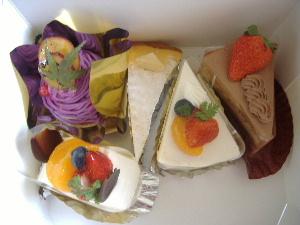 Nakayaのケーキ