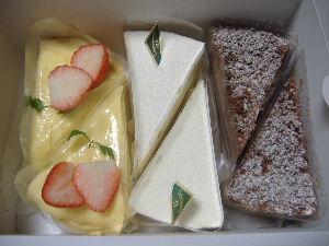 シャトレーゼのケーキ②
