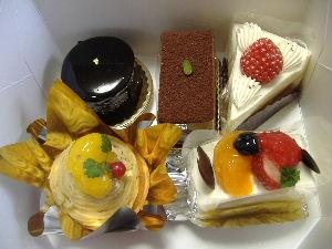 NAKAYAのケーキ②