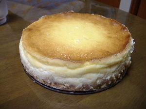 ベイクドチーズケーキ①