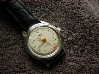 ORISの時計