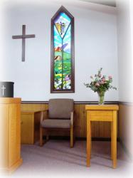 教会のお花 2