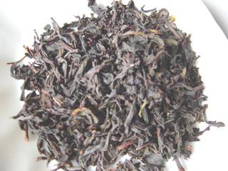 チャムラジ,FOP 茶葉