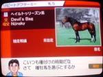 初期設定の繁殖牝馬