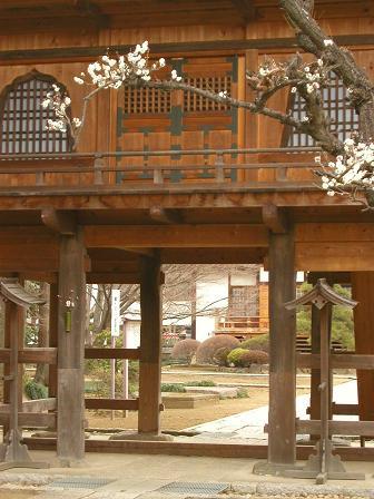 国済寺の三門
