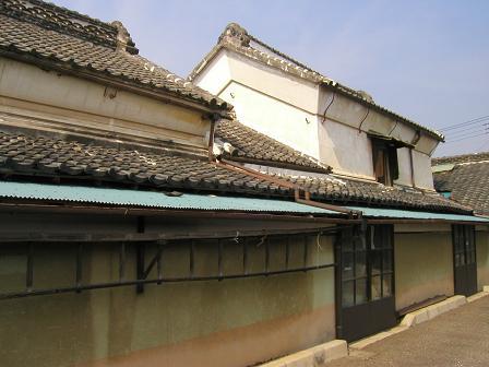本庄宿の歴史を伝える商家