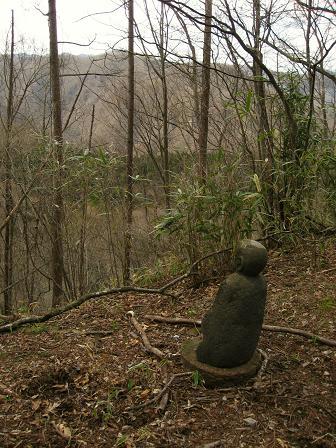 山中茶屋跡