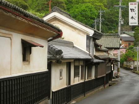間の宿・茂田井