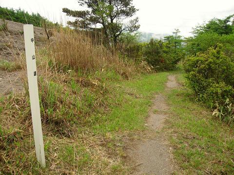 和田峠旧道