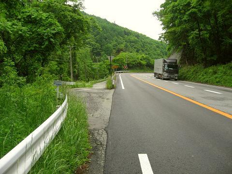 国道142号長坂
