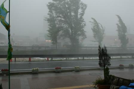 雨風in瀬戸