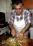 イスタンブール下町飯屋