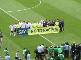 fifa no racism