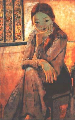 ベトナム近代絵画展