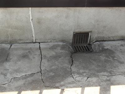 板橋 ひび割れ補修