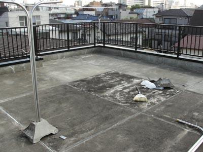 板橋 屋上工事070520-2