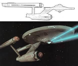 スタートレックNCC-1701