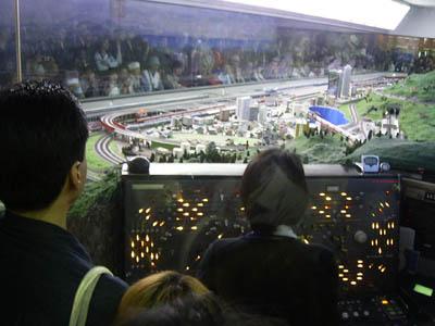 交通博物館ジオラマ20060512