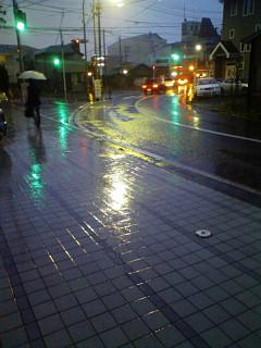 雨/5月6日