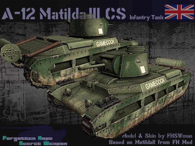Matilda3CS