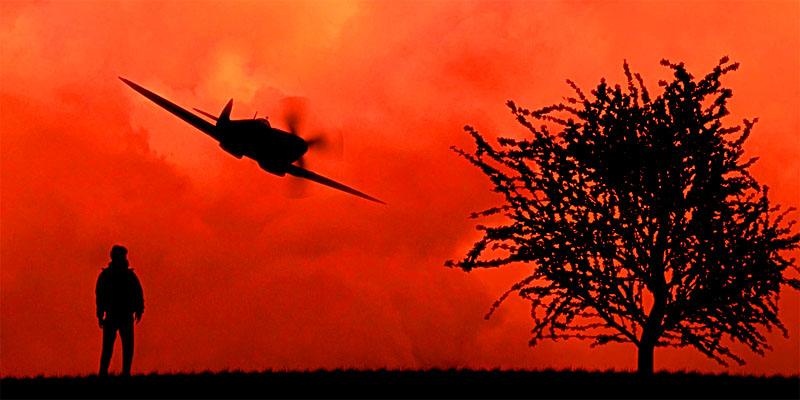 Sunset_Spitfire