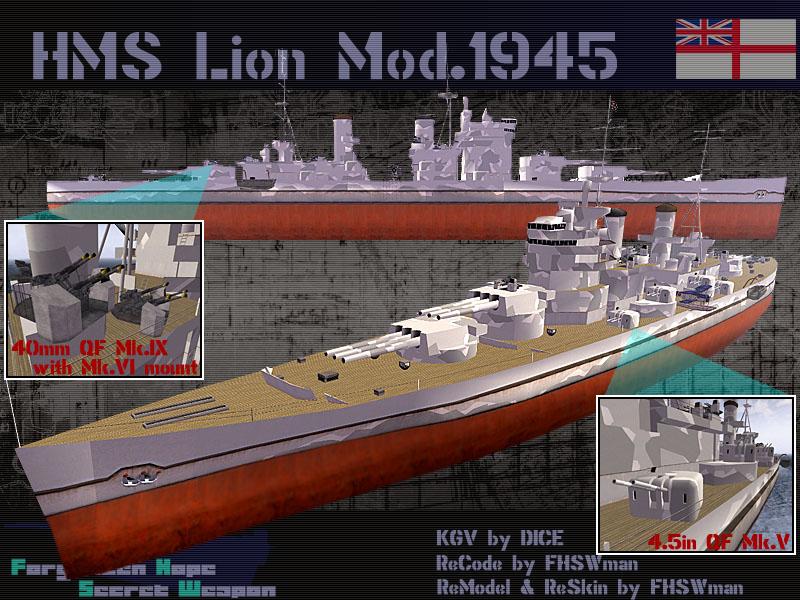lion1945